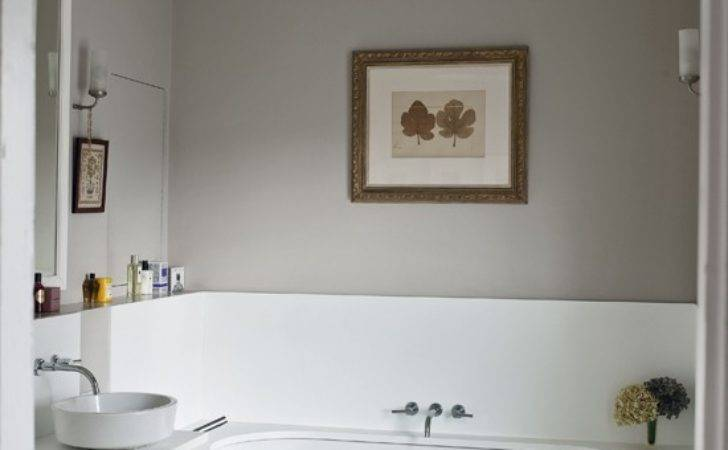 Pale Grey Bathroom Traditional Fittings Fixtures