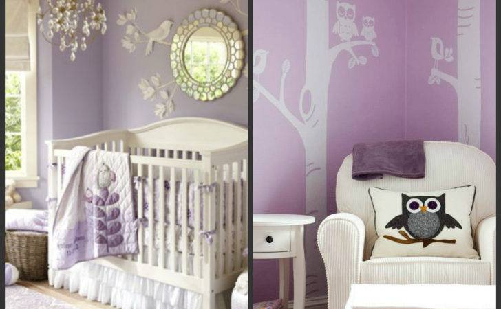 Pantone Colour Year Radiant Orchid Purple Nursery