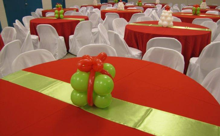 Party People Event Decorating Company Lime Red