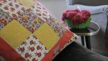 Patchwork Cushion Cheat Tutorial Did Make