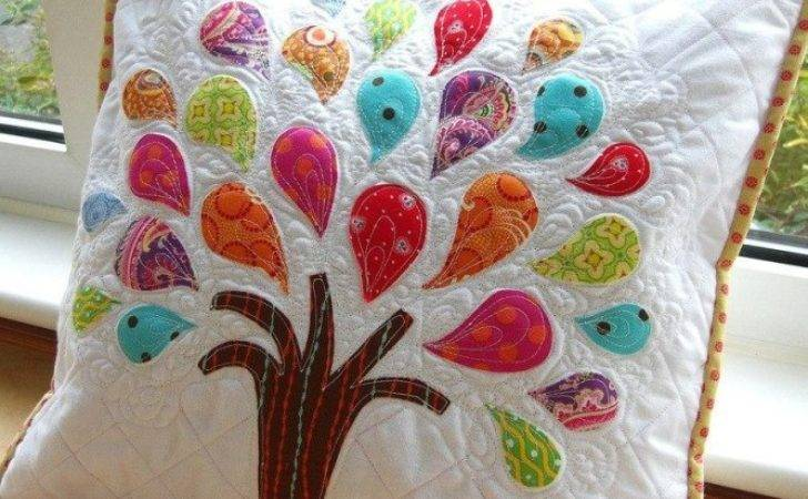 Patchwork Cushion Designs Decorate Your Home Craft