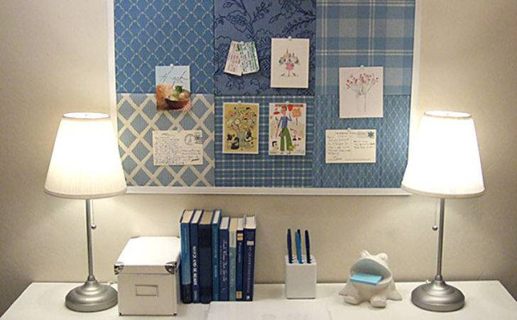 Patchwork Pin Board