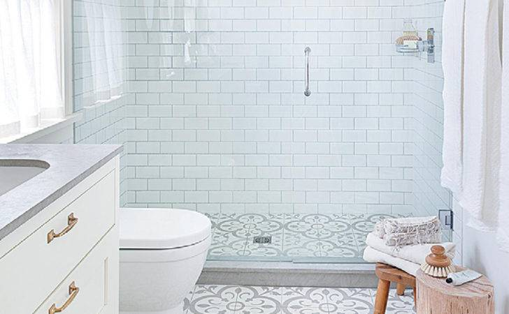 Patterned Tile Flooring Featuring Carpetright