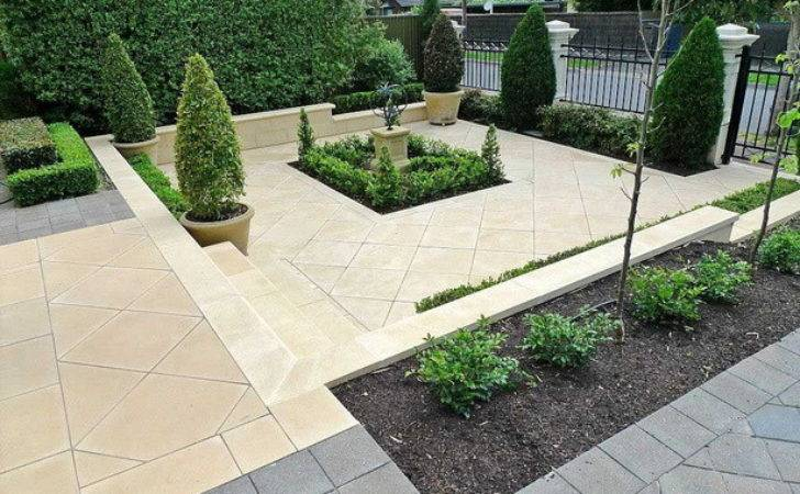 Paving Ideas Small Front Gardens