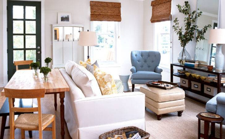 Pear Tree Cottage Style Living Areas