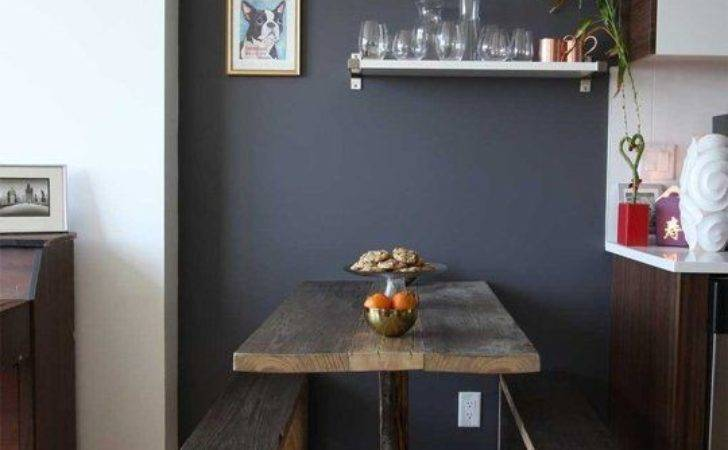 Perfect Creation Dining Rooms Small Spaces Saving