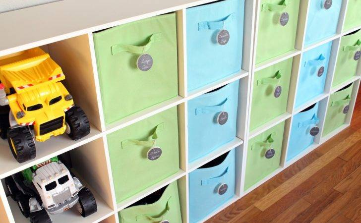 Perfect Toy Storage Solutions Love Grows Wild