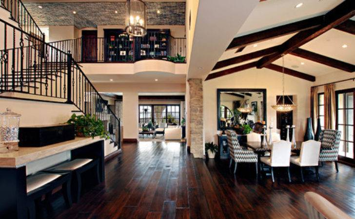Perfect White Wall Wood Floor Color