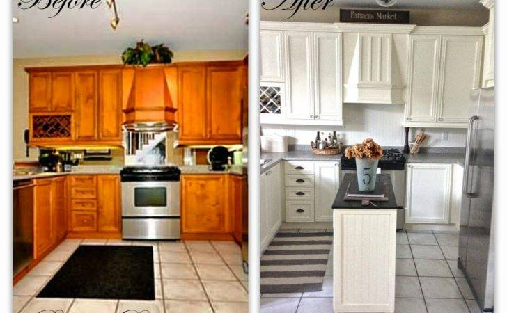 Perfection Decor Painted French Country Kitchen Reveal