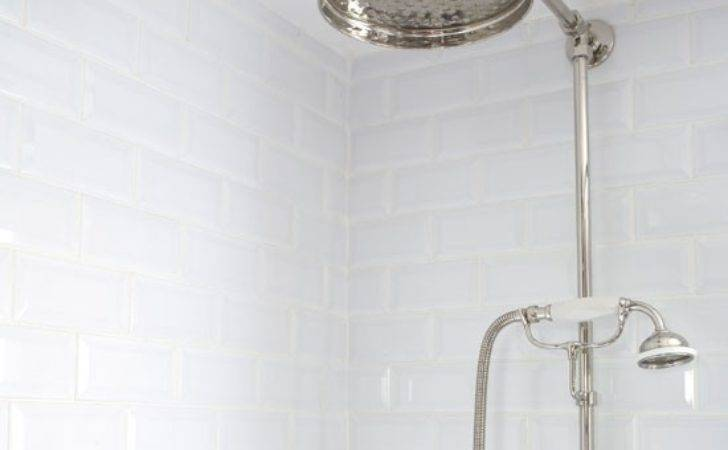 Period Style Shower Victorian Bathroom Makeover Step