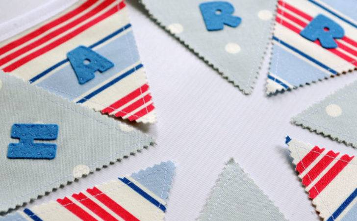 Personalised Bunting Just Love