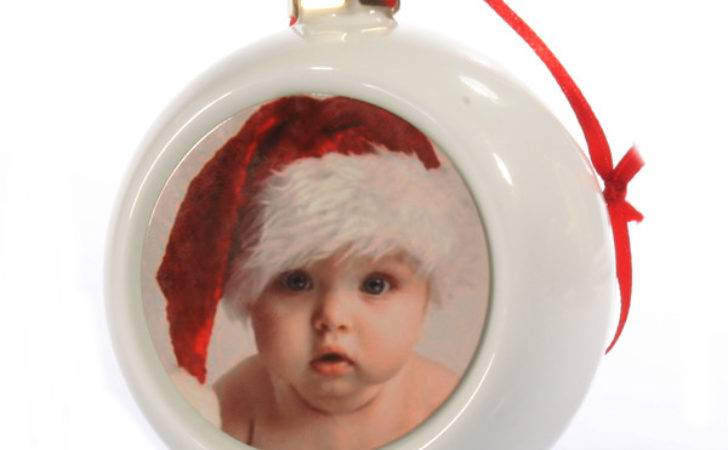 Personalised Christmas Baubles Cutest Ornament