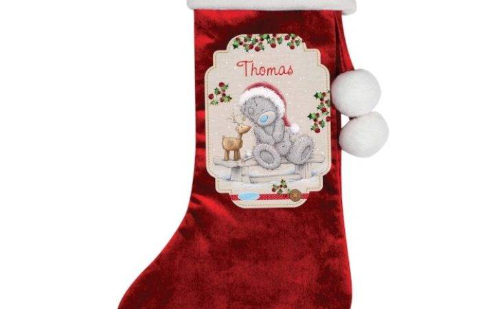 Personalised Christmas Stockings Bundles Joy