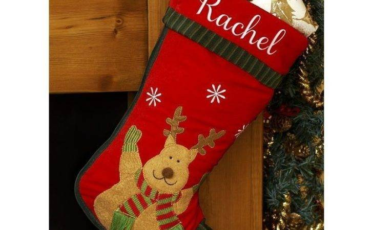 Personalised Christmas Stockings Ornament Shop Ireland