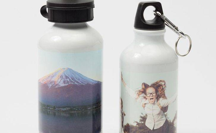 Personalised Water Bottle Print Your