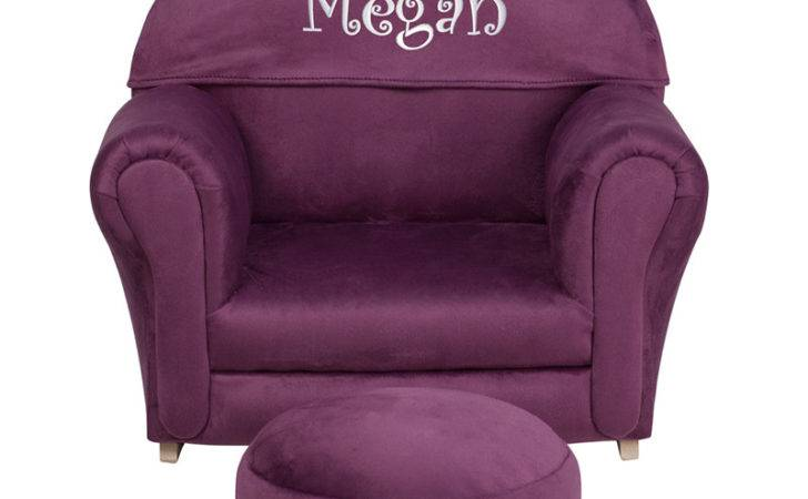 Personalized Boys Girls Leisure Rocker Chairs
