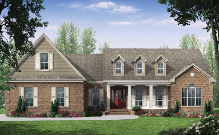 Pickford Place Country Home Plan House Plans
