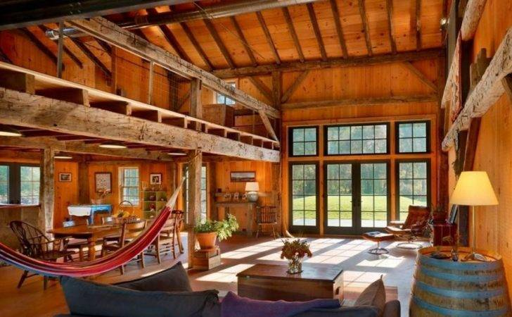 Pics Interior Pole Barn House Joy Studio