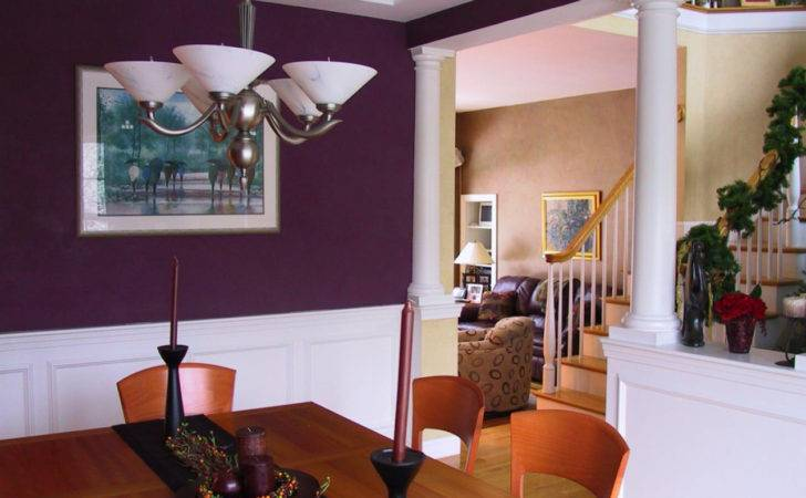 Pics Interior Rooms Different Colors Paint Home Combo