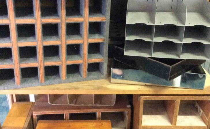 Pigeon Hole Shelving Magnay