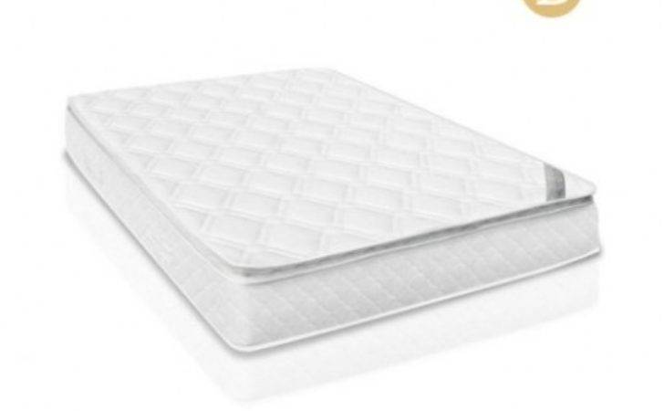 Pillow Top Pocket Spring Medium Firm Mattress Double
