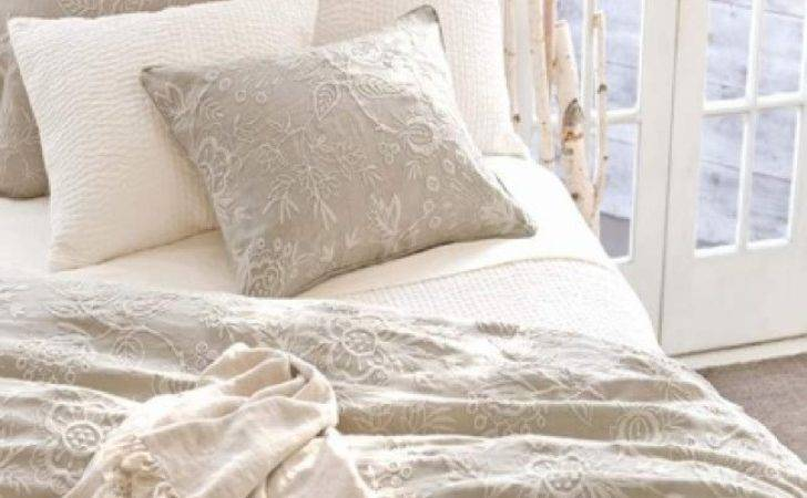 Pine Cone Hill Manor House Floral Duvet Cover