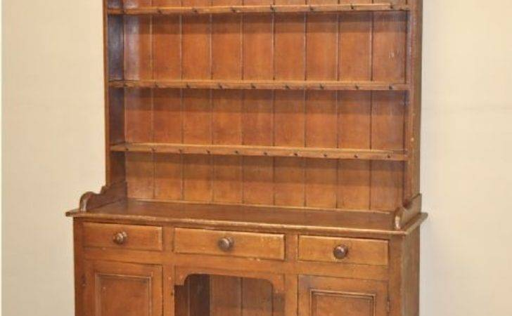 Pine Kitchen Dresser Sellingantiques