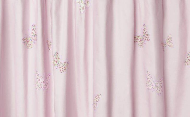 Pink Blackout Curtains Curtain Menzilperde