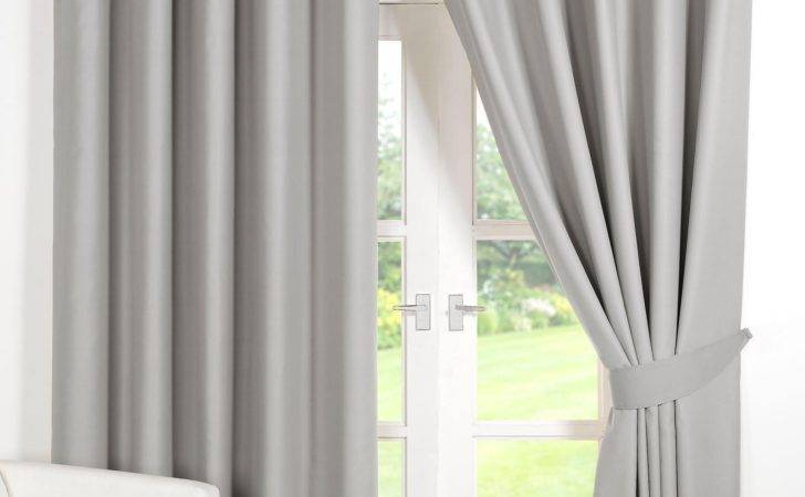 Pink Blackout Curtains Eyelet Curtain