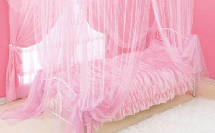 Pink Curtain Bedroom Cute Interior Hawaii Kawaii Blog