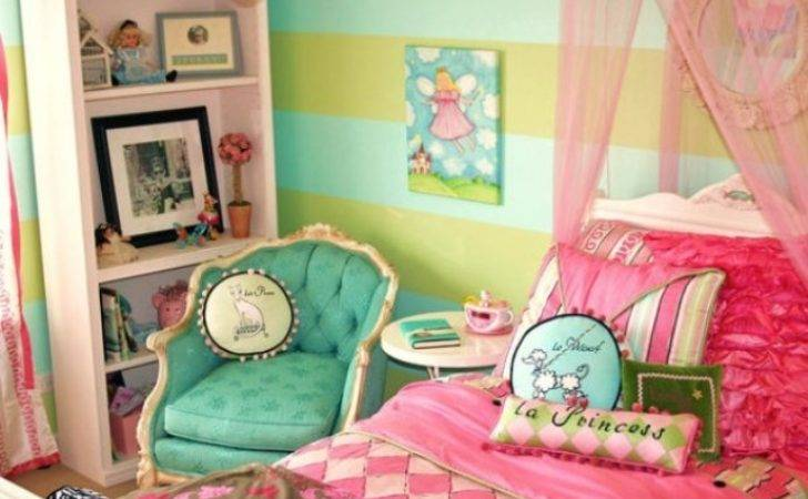 Pink Girly Bedroom Decorating Makeover Ideas Beautiful