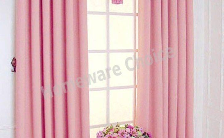 Pink Nursery Curtains Thenurseries