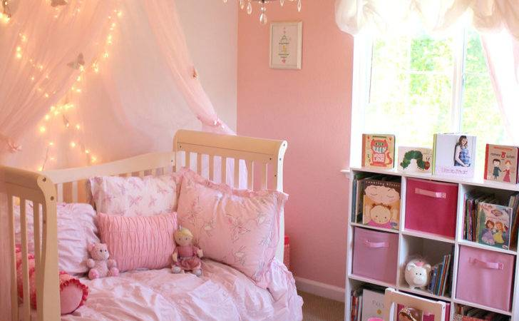Pink Princess Butterfly Room Girls Popsugar Moms
