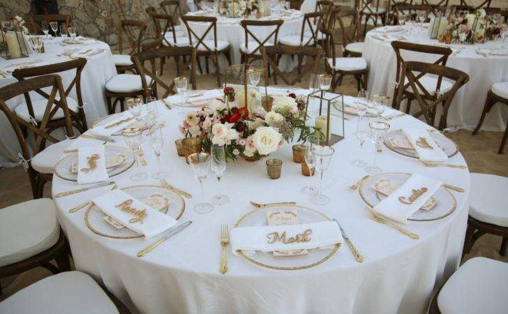 Place Setting Guest Seating Laser Cut Names