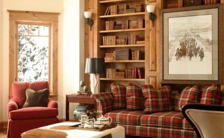 Plaid Couch Houzz
