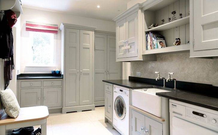 Planning Designing Utility Room Real Homes