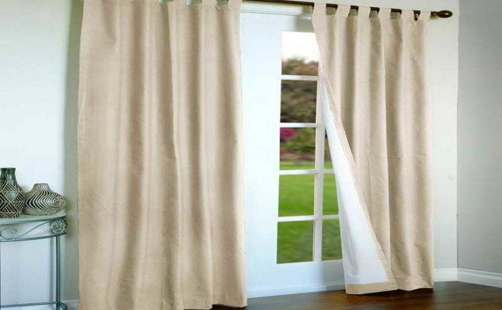 Planning Ideas Sliding Door Curtains