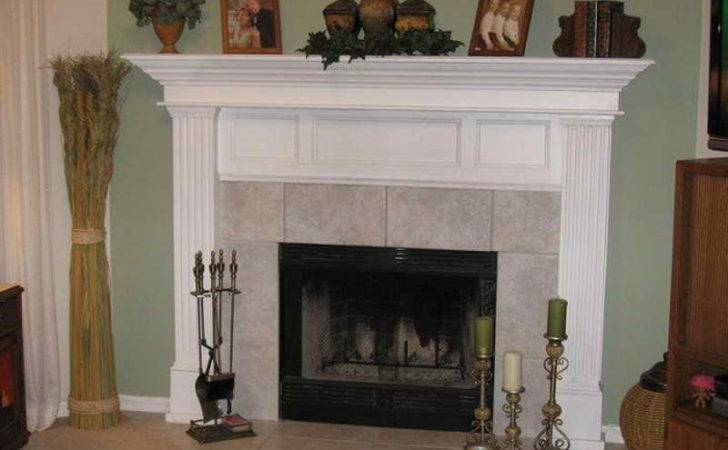 Planning Ideas Wonderful White Fireplace Mantel