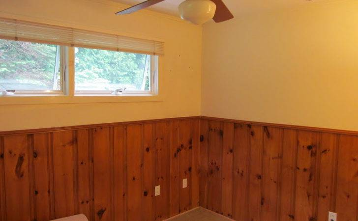 Planning Ideas Wood Paneling Makeover Wall
