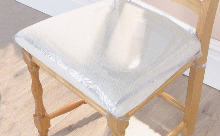 Plastic Dining Room Chair Covers Clear