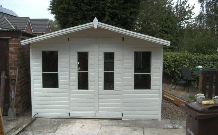 Plastic Summer House Other Black Country Location Dudley