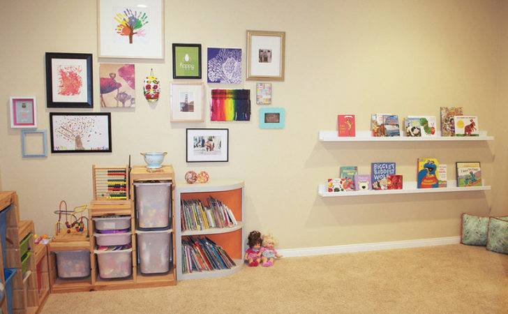 Playroom Storage Ideas Organize Your Children