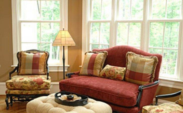 Plenty Color Textured Indian Traditional Living