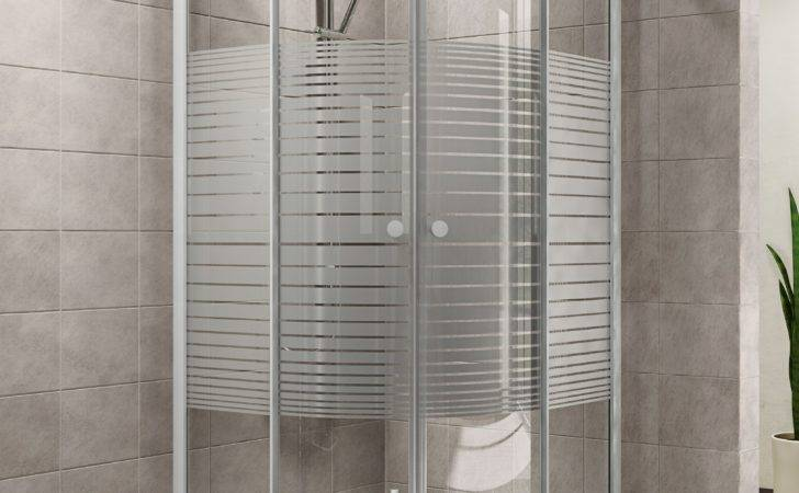 Plumbsure Quadrant Shower Enclosure Tray Waste Pack
