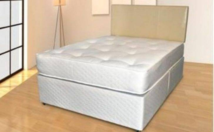 Pocket Sprung Divan Bed Mattress Base