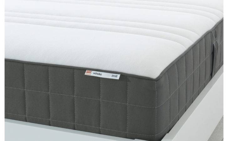 Pocket Sprung Mattress Medium Firm Dark Grey