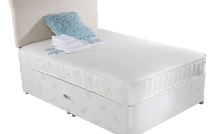 Pocket Viscount Sprung Edge Divan Bed Next Day Delivery