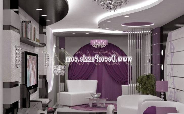 Pop Ceiling Designs Drawing Room Home Combo