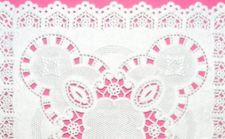 Poppyscabin Square Doilies Back Yippee