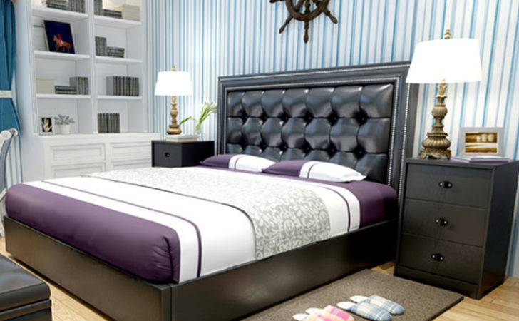 Popular Bed Design Furniture Buy Cheap